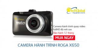 Camera hành trình Roga X650