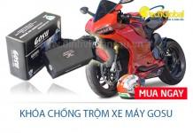 Khóa chống trộm xe máy Gosu G5000