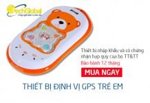 Thiết bị định vị GPS trẻ em