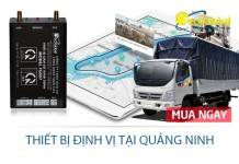 Lắp thiết bị định vị tại Quảng Ninh