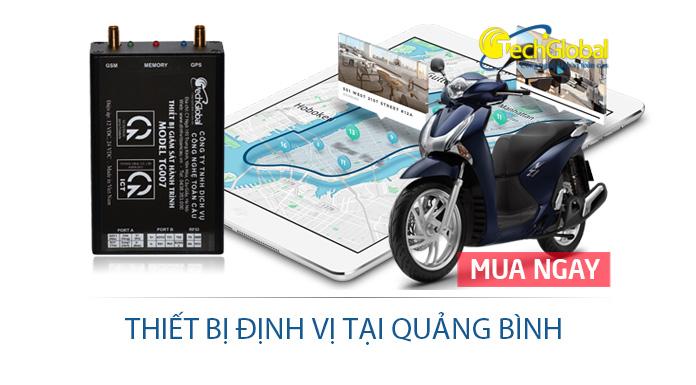 Lắp thiết bị định vị tại Quảng Bình