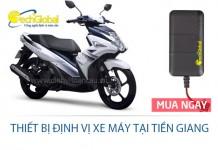Thiết bị định vị xe máy tại Tiền Giang