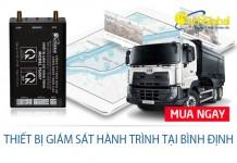 Thiết bị giám sát hành trình tại Bình Định