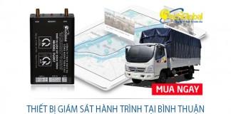 Thiết bị giám sát hành trình tại Bình Thuận