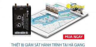 Thiết bị giám sát hành trình tại Hà Giang