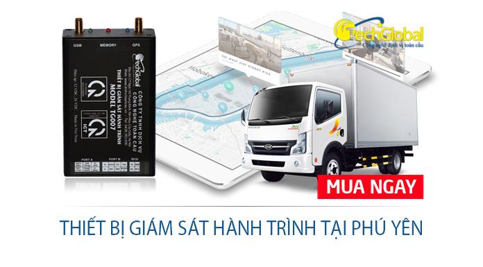 Lắp thiết bị giám sát hành trình tại Phú Yên đảm bảo độ an toàn