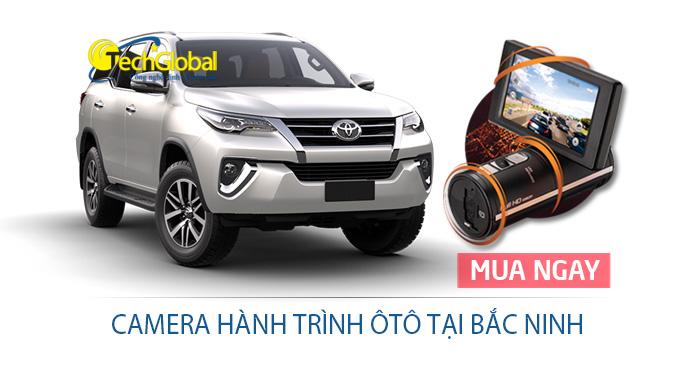 Lắp Camera hành trình ôtô tại Bắc Ninh giá siêu rẻ trên thị trường