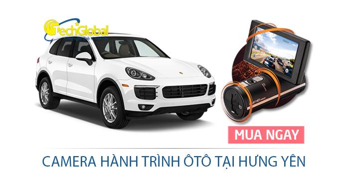 Thiết bị camera hành trình ôtô tại Hưng Yên giá rẻ và chất lượng