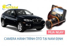 Camera hành trình ôtô tại Nam Định