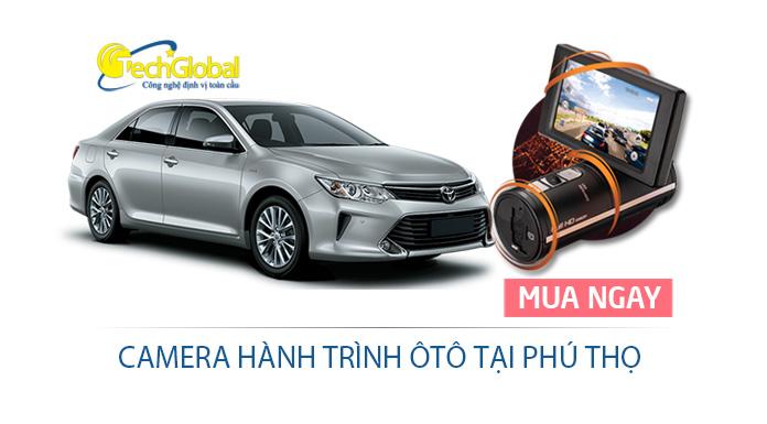 Camera hành trình ôtô tại Phú Thọ hợp chuẩn theo đúng quy định BGTVT