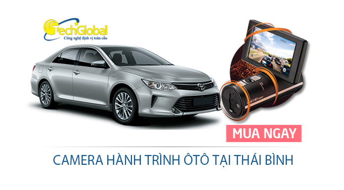 Lắp thiết bị camera hành trình ôtô tại Thái Bình giá rẻ, chất lượng cao