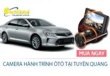 Camera hành trình ôtô tại Tuyên Quang