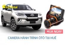 Camera hành trình ôtô tại Thừa Thiên Huế