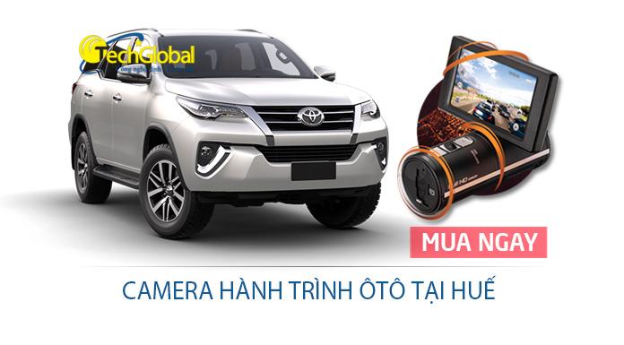 Lắp đặt camera hành trình ôtô tại Thừa Thiên Huế siêu rẻ