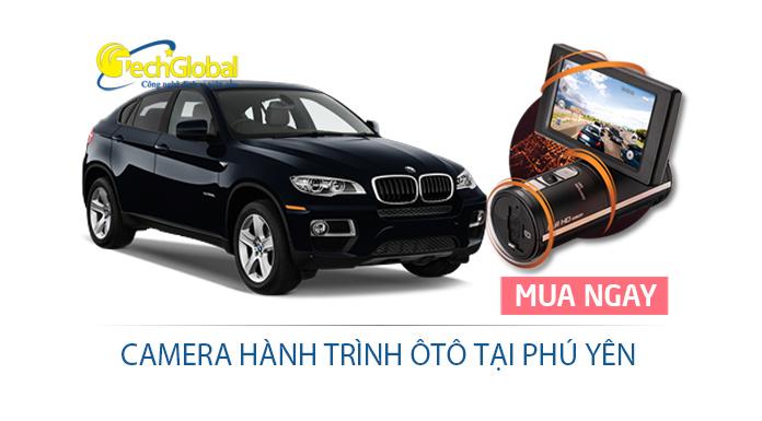 Lắp thiết bị camera hành trình ôtô tại Phú Yên giá rẻ