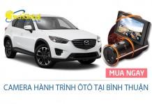 Camera hành trình ôtô tại Bình Thuận