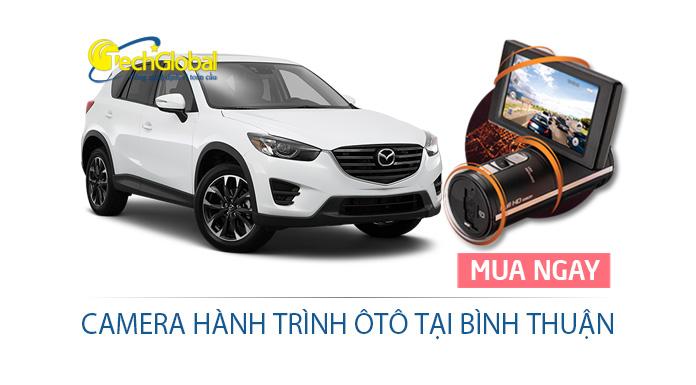 Lắp thiết bị camera hành trình ôtô tại Bình Thuận cho mọi dòng xe hơi