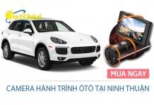 Camera hành trình ôtô tại Ninh Thuận