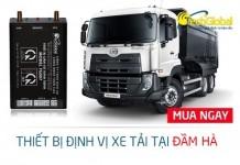 Lắp định vị xe tải tại Đầm Hà Quảng Ninh
