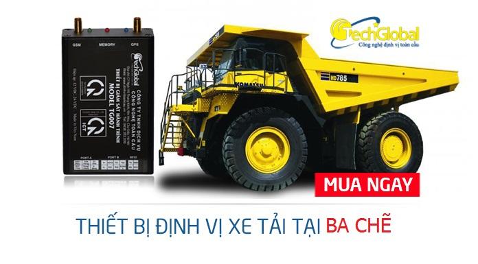 Lắp định vị xe tải tại Ba Chẽ Quảng Ninh uy tín