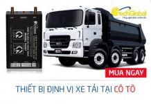 Lắp định vị xe tải tại Đông Triều Quảng Ninh