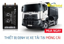 Lắp định vị xe tải tại Móng Cái Quảng Ninh
