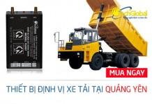 Lắp định vị xe tải tại Quảng Yên Quảng Ninh