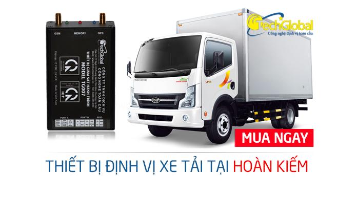 Lắp định vị xe tải tại Hoàn Kiếm hợp chuẩn BGTVT