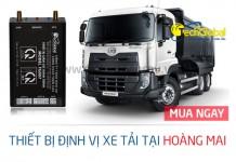 Lắp định vị xe tải tại Hoàng Mai